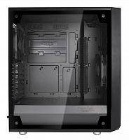 Корпус Fractal Design Meshify С Blackout TG Light черный без БП ATX 5x120mm 4x140mm 2xUSB3.0 audio bott PSU