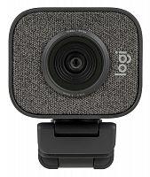 Камера Web Logitech StreamCam GRAPHITE черный USB Type-C с микрофоном