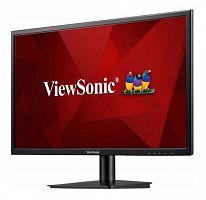 "Монитор ViewSonic 23.6"" VA2405H черный MVA LED 4ms 16:9 HDMI матовая 250cd 178гр/178гр 1920x1080 D-Sub FHD 3.2кг"