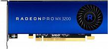 Видеокарта Dell PCI-E 490-BFQS AMD Radeon Pro WX3200 4096Mb 128 GDDR5/mDPx4/HDCP oem low profile