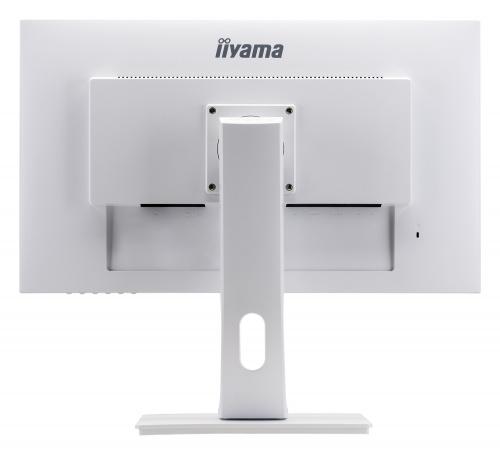 "Монитор Iiyama 27"" ProLite XUB2792HSU-W1 белый IPS LED 16:9 HDMI M/M матовая HAS Pivot 250cd 178гр/178гр 1920x1080 D-Sub DisplayPort FHD USB 7.1кг фото 5"