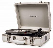Проигрыватель винила Crosley Executive Portable частично автоматический белый