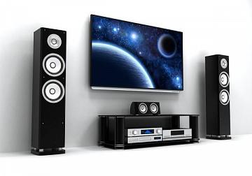 Телевизоры, аудио-видео